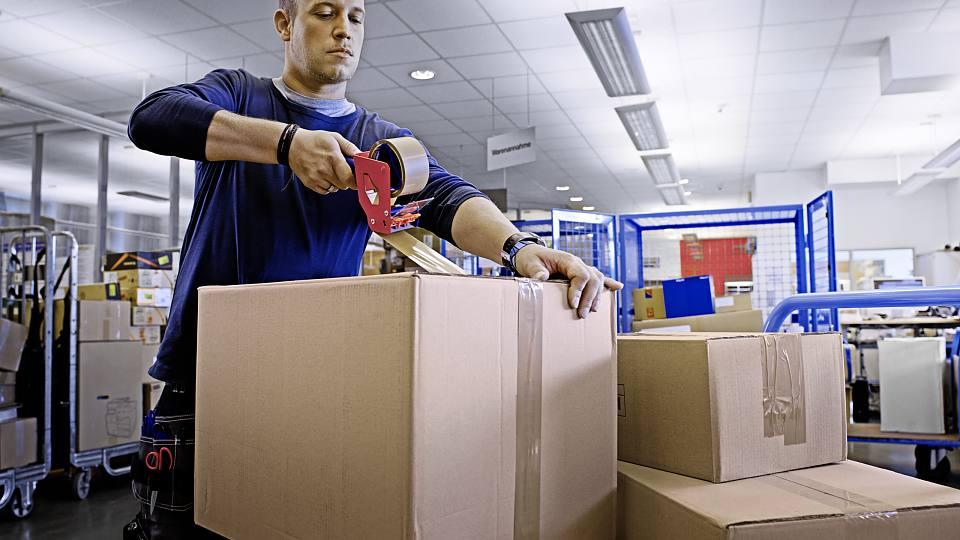 cintas de embalaje profesional para expertos